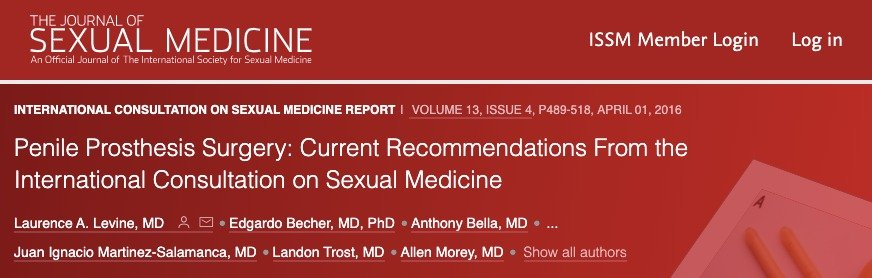 penil protez sexual medicine