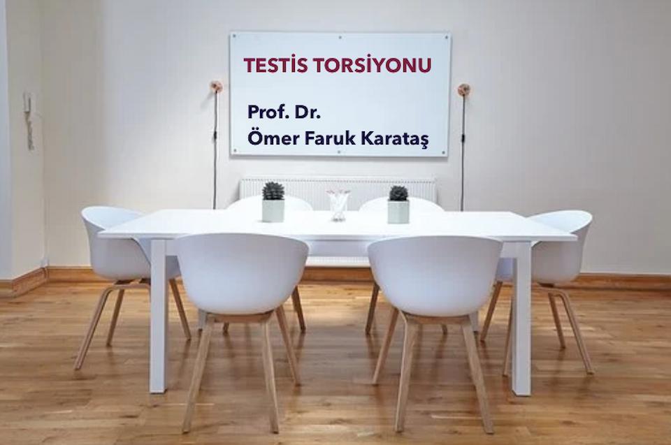 testis torsiyonu ameliyat
